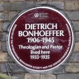Dietrich Bonhoeffer - SE23
