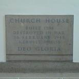 Church House WC1 - building