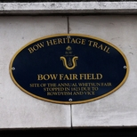 Bow Fair Field
