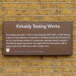 Kirkaldy Testing Works