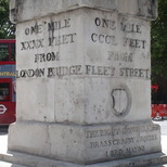 St George's Circus - obelisk