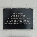 St John Ambulance - Bostock 1