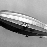 R100 Airship