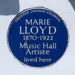 Marie Lloyd - E8