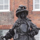 William III statue - W8