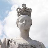 Queen Victoria statue - Kensington Palace