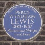 Percy Wyndham Lewis