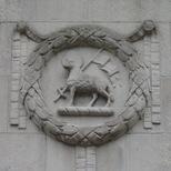 Queen's Regiment war memorial