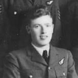 F/O Kendall Bell Begbie, RCAF