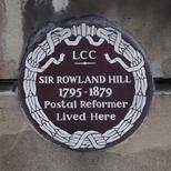 Rowland Hill - W2