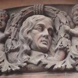 Caxton Hall - head 1 - Milton