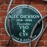 Alec Dickson
