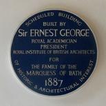 Sir Ernest George - SW1
