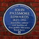 John Passmore Edwards - NW3
