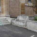 St Peters Eaton Square - seat