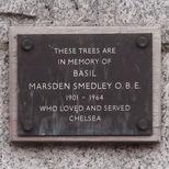 Basil Marsden Smedley - Town Hall