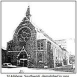 St Alphege, Southwark