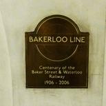 Baker Street and Waterloo Railway Centenary