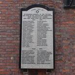 Bevis Marks - war memorial