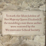 Westminster School -  arches