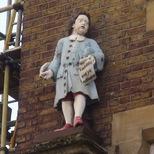 St Mary Abbots - boy