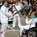 Paralympic Flame - 2012