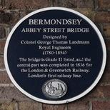 Abbey Street Bridge