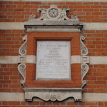 Bermondsey Library - foundation stone