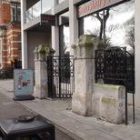 Bermondsey Town Hall - remains