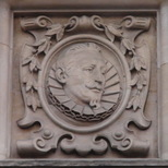 Old Westminster Library - head 1 - Spenser