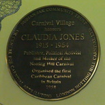 Claudia Jones - Carnival Village