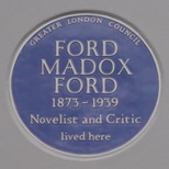 Ford Madox Ford - W8