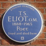 T. S. Eliot - W8