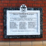 Great Central Railway London and District Goods Department Staff