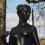 Derwent Wood sculpture