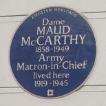 Dame Maud McCarthy