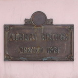 Albert Bridge - opened