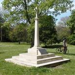 Millennium Cross at Battersea manor