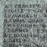 Hackney Wick war memorial