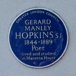 Gerard Manley Hopkins - SW15