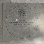 Frederick Parslow VC