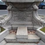 George Sparkes memorial
