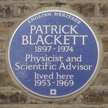 Patrick Blackett