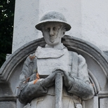 Deptford war memorial