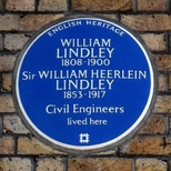 William and Sir William Heerlein Lindley
