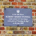 Robert Baden-Powell - Wimbledon