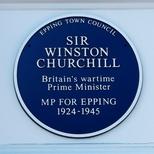 Winston Churchill - Epping 2