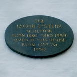 Sir Jacob Epstein - Loughton
