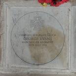 Sergeant Major George Evans VC