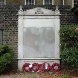 London Troops - Fulham - WW1